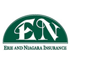 Image of Erie and Niagara Insurance's logo